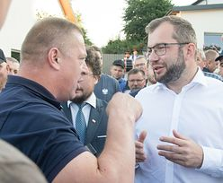 """""""Nie mieli argumentów"""". Minister rolnictwa o spotkaniu z Agrounią"""