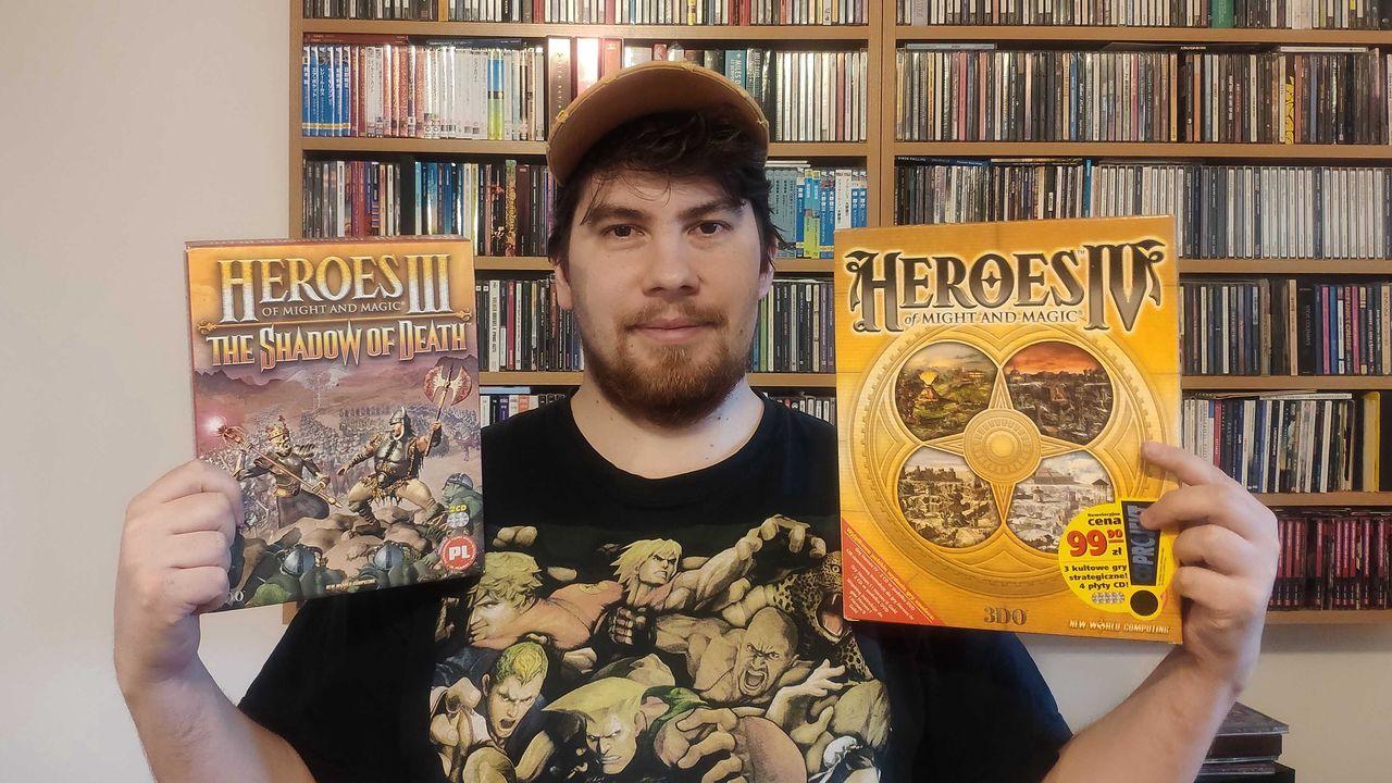 """Moje Heroes Story, czyli jak nienawidziłem turówek i przejechałem się na """"czwórce"""" - Heroes of Might & Magic III i IV"""
