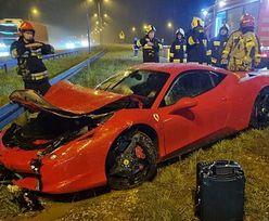 """""""Mistrz prostej"""" na A1. Ferrari tak łatwo się nie wyklepie"""