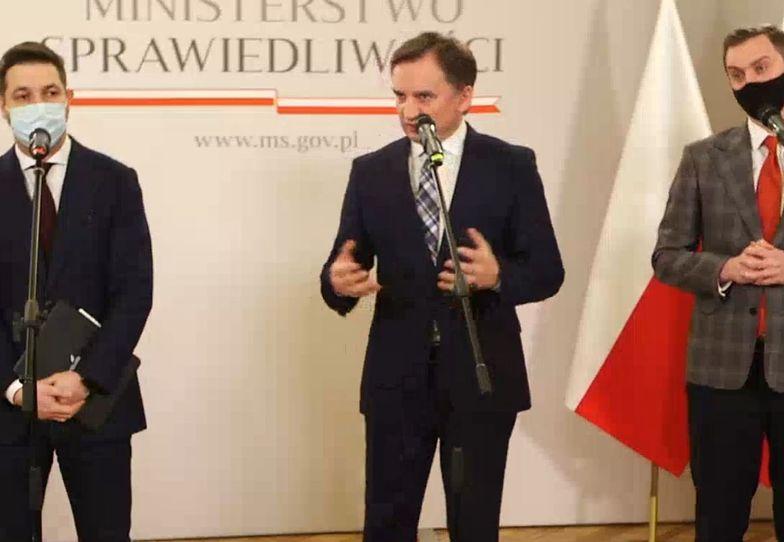 Budżet UE. Konferencja Zbigniewa Ziobry. Minister tłumaczy, dlaczego weto jest dobre