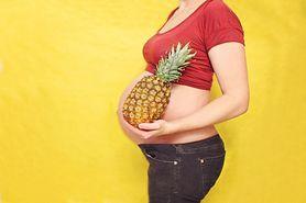 Ananas w ciąży – czy można go jeść?