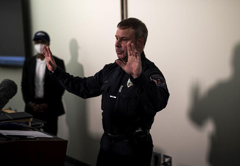 USA. Policjantka pomyliła pistolet z paralizatorem. Nie żyje 20-latek