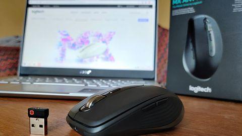 Logitech MX ANYWHERE 3 - kwintesencja doskonałej myszy komputerowej