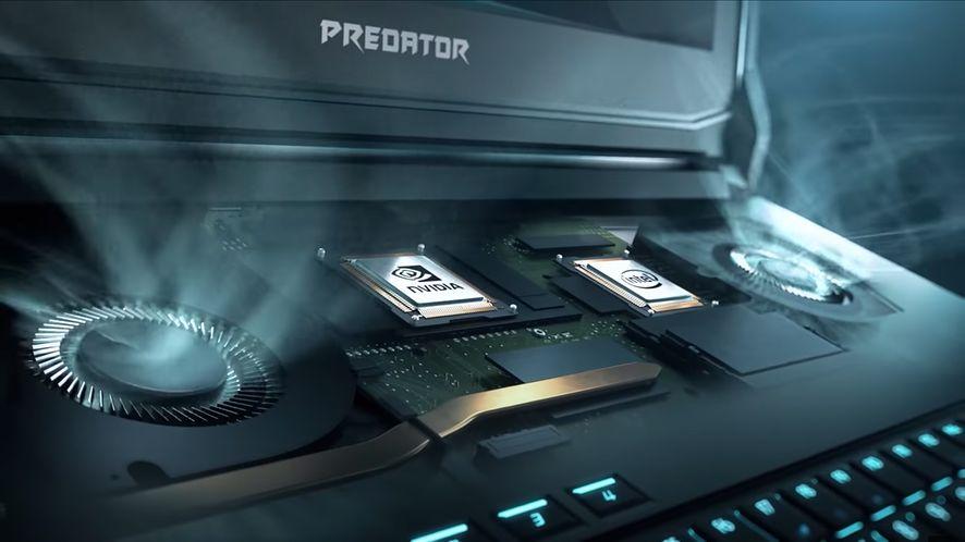 Nowości Acera: odjechany Predator, prawdziwy tron do grania i Chromebook dostępny w Polsce