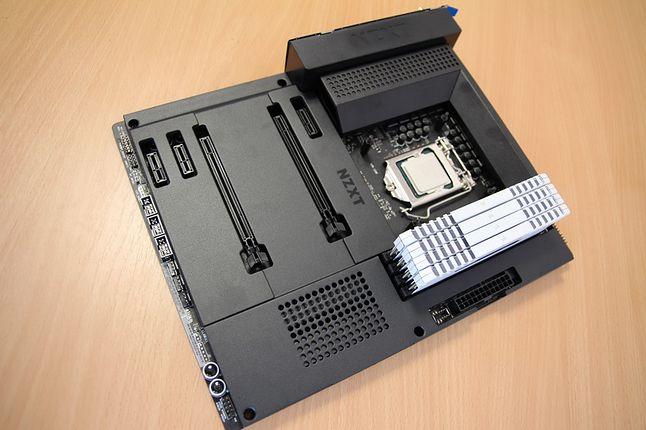 N7 pozwala na swobodne zaaranżowanie wnętrza PC i dobór akcesoriów.