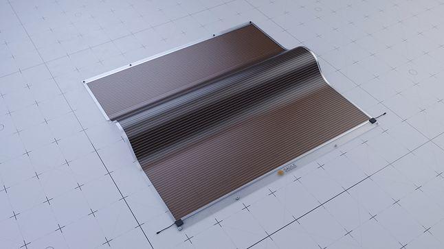 Moduł solarny (źródło: Saule Technologies)
