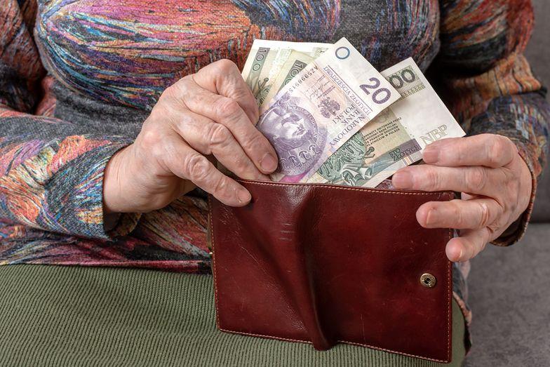 Koszmarna prognoza. Głodowe emerytury dla większości Polaków