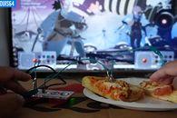 Dark Souls jest za trudne? On przeszedł grę za pomocą pizzy - Jak grać w Dark Souls? Najlepiej za pomocą pizzy