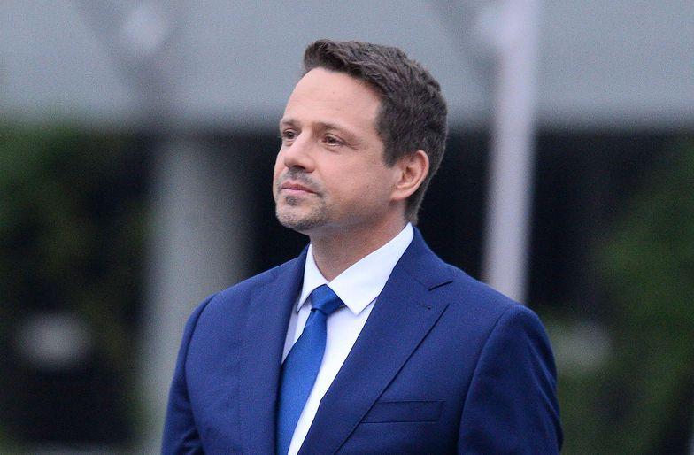 Rafał Trzaskowski skomentował aferę z DJ-em. Wrzucił wymowne nagranie