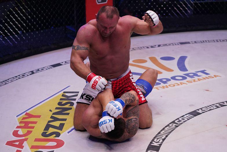 Ależ to byłaby bomba! Zobacz, kto chce walczyć z Pudzianem w MMA