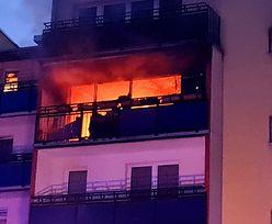 Dramat w Pruszkowie. Zapaliło się mieszkanie, nie żyje 17-latek