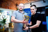 dobreprogramy z 1. miejscem w zawodach ekstremalnego overclockingu #podkrecamyzIntelem - Fot. Intel Polska