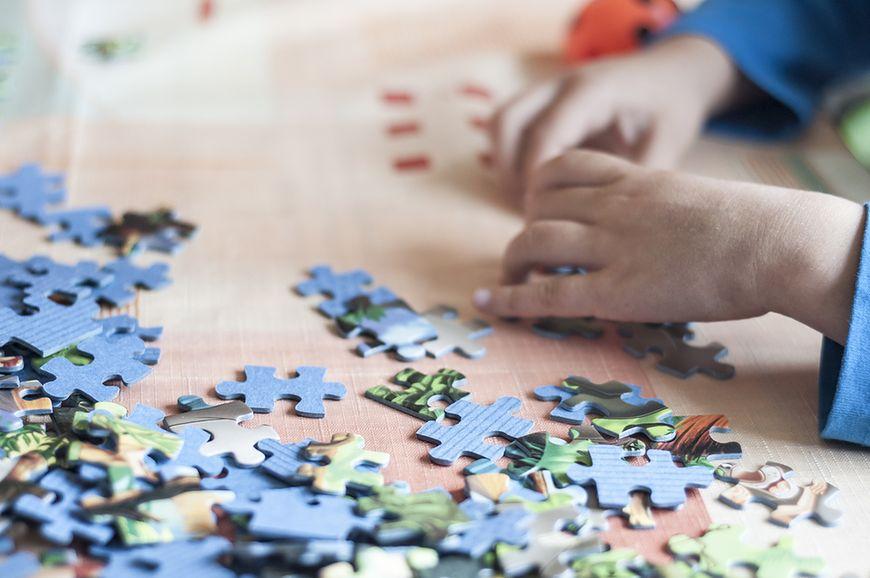 Puzzle piankowe i zwykłe