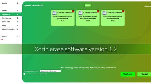 Zabezpieczenie danych na nośnikach przed sprzedażą i migracja na nową jednostkę PC