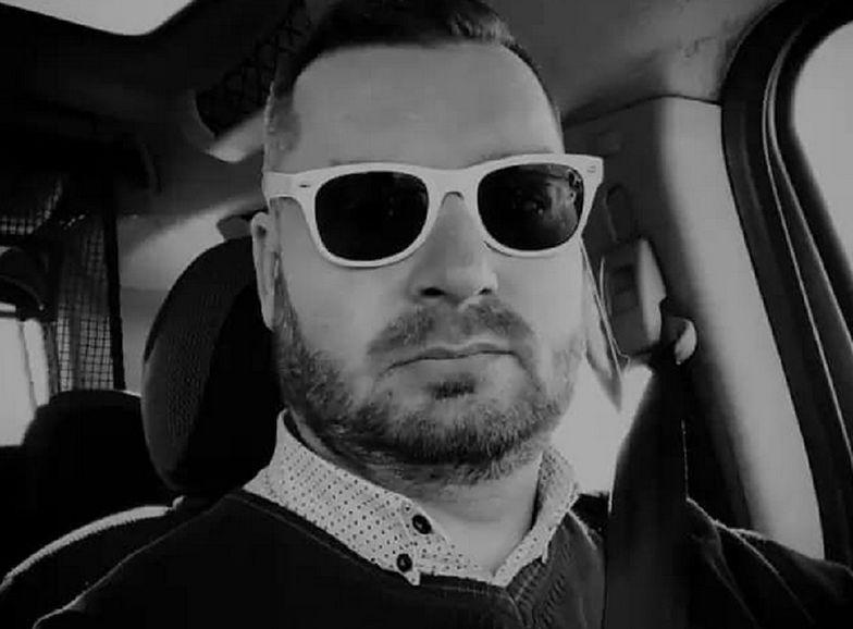 Szymon Chabior nie żyje. Dziennikarz miał 36 lat