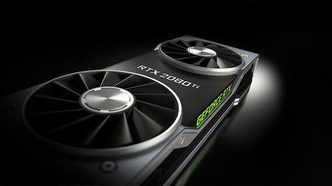 NVIDIA GeForce RTX T10-8, czyli kolejna superkarta graficzna zielonych na horyzoncie