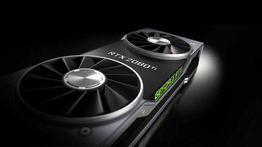 NVIDIA GeForce RTX 2080 Ti, fot. Materiały prasowe