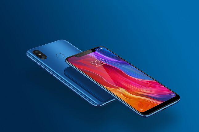 Xiaomi Mi 8. (źródło: Xiaomi)