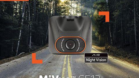 Mio MiVue C512 – wideorejestrator FullHD za niecałe 250 złotych