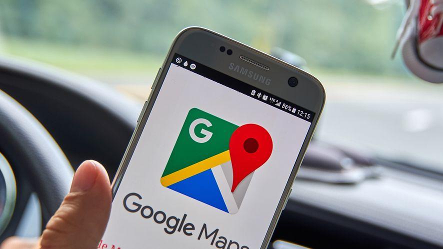 Użytkownicy Map Google skarżą się na spam w aplikacji. (depositphotos)