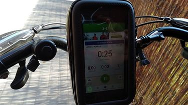Uchwyt rowerowy na telefon Forever — słów kilka