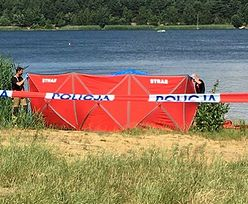 Śląskie. Tragedia nad zalewem Nakło-Chechło. Nie żyją trzy osoby