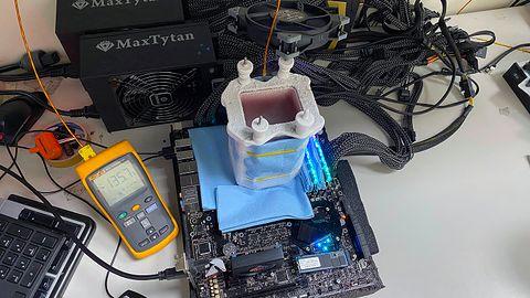 AMD Ryzen 9 5950X i rekord za rekordem. Podkręcony na wszystkich rdzeniach do 6373 MHz
