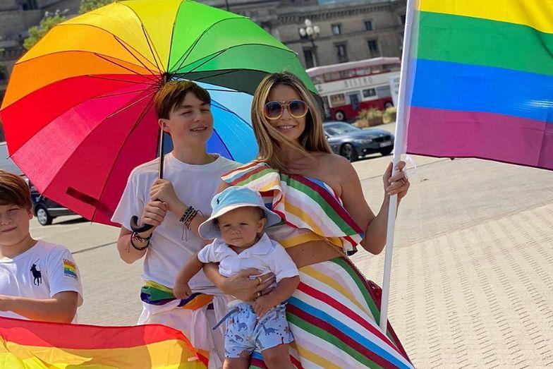 15-letni syn Małgorzaty Rozenek o swojej orientacji. Zszokował wszystkich
