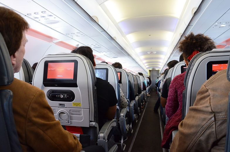Polka leciała samolotem z Egiptu. Pobiła dwie pasażerki!