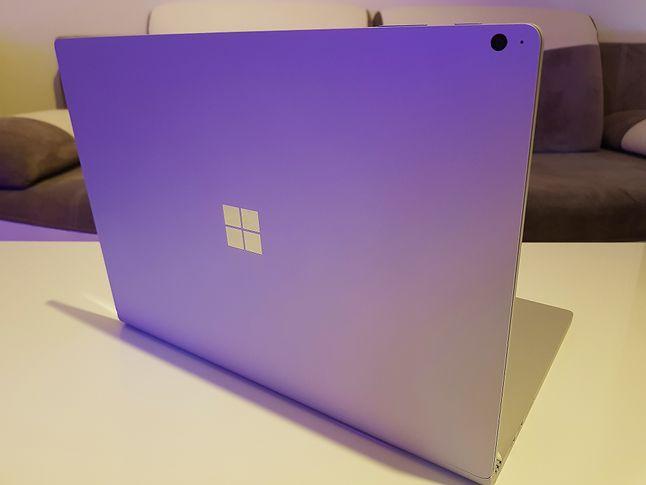 Surface Book 3, fot. Jakub Krawczyński