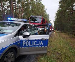 17-latek podróżował w bagażniku auta. Jest w ciężkim stanie