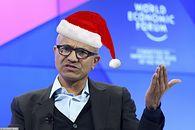 Czapka św. Mikołaja obraziła żyda. Microsoft niezwłocznie ją usunął - Źródło: AP/EAST NEWS