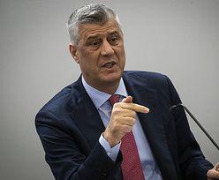 Prezydent Kosowa oskarżony o zbrodnie wojenne