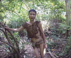 Nie żyje prawdziwy Tarzan. Spędził w dżungli 40 lat