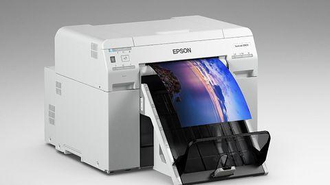 Epson SureLab SL-D800 – niewielka drukarka fotograficzna dla zawodowców