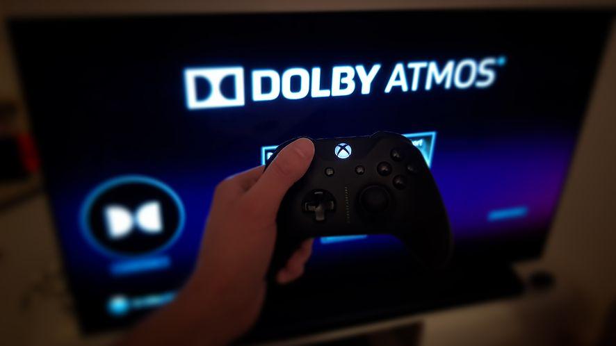 Dolby Atmos w grach dostępne jest m.in. na konsoli Xbox One X, fot. Jakub Krawczyński