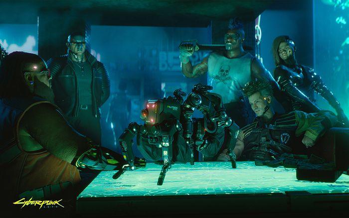 Cyberpunk 2077 akcje