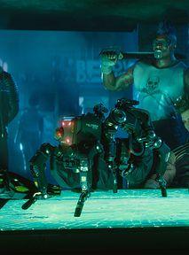 Świetne recenzje Cyberpunka i... zjazd na giełdzie akcji CD Projekt
