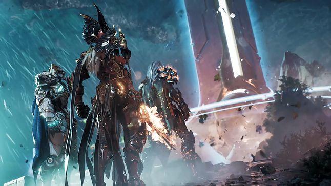 Godfall, jedna z pierwszych gier potwierdzonych na PlayStation 5, fot. Gearbox / Counterplay