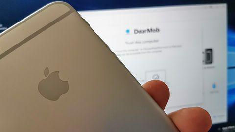DearMob iPhone Manager – łatwa kopia zapasowa i przegrywanie plików (+konkurs)