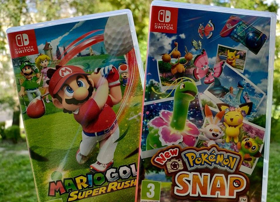 Idealne gry na wakacje? New Pokemon Snap i Mario Golf Super Rush [Recenzja] - Mario Golf Super Rush i New Pokemon Snap