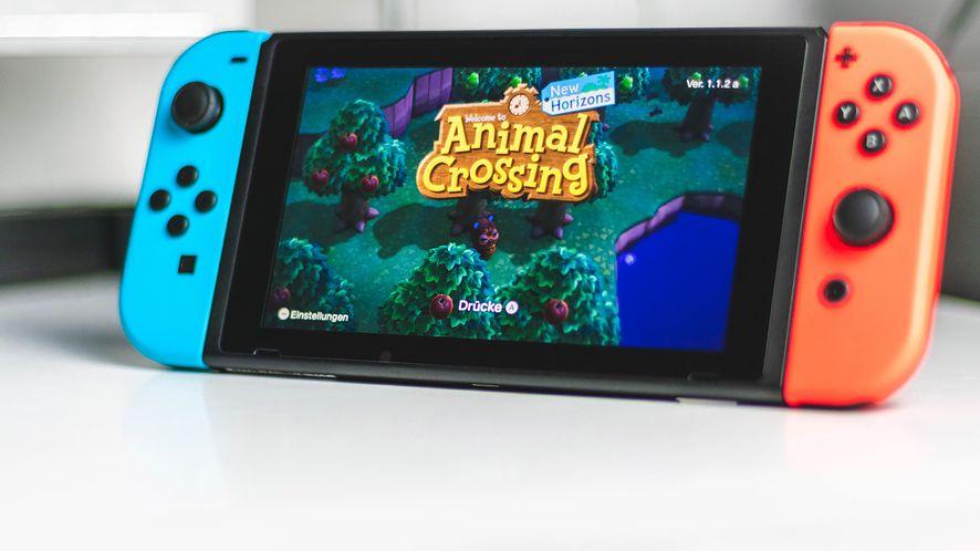 Nintendo: miejsce, gdzie czas płynie wolniej. Dowodem nowa aktualizacja Switcha