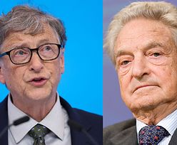 Co Bill Gates i George Soros mają wspólnego z pandemią COVID-19?