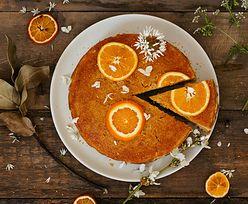 Świąteczne ciasto pomarańczowe. Dla zabieganych