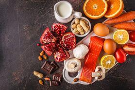 Alergia pokarmowa - rodzaje i objawy
