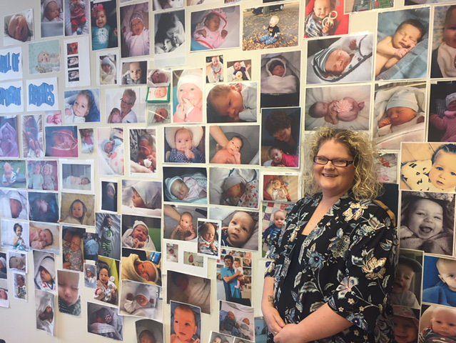 Louise popiera zapłodnienie in vitro