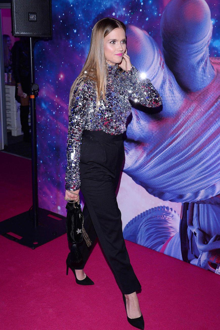 Agnieszka Kaczorowska na gali Joy 2019