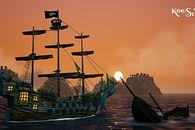 Rozchodniaczek: Piraci kontra wilkołaki kontra Sherlock Holmes - King of Seas