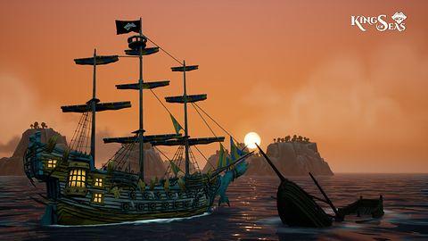 Rozchodniaczek: Piraci kontra wilkołaki kontra Sherlock Holmes