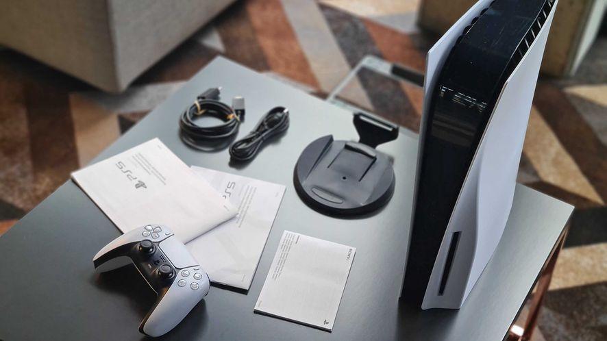 PlayStation 5 i akcesoria